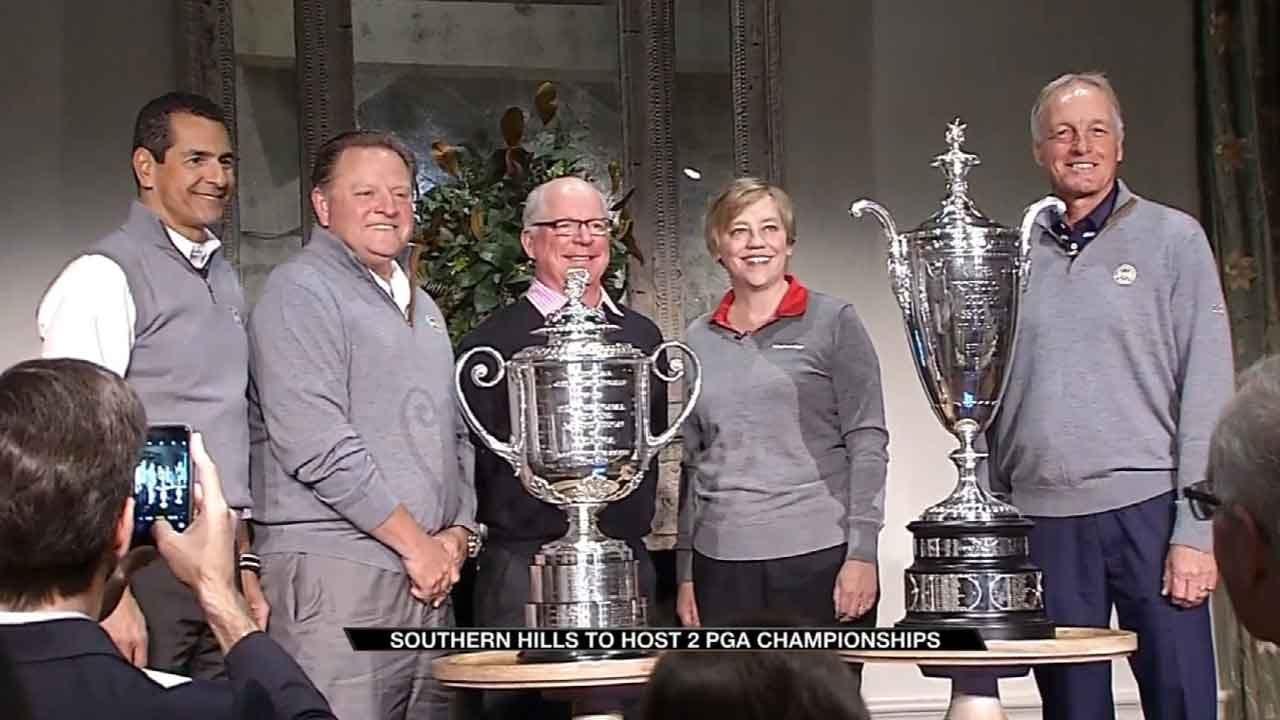 John Holcomb: Major Championship Golf Returning To Southern Hills