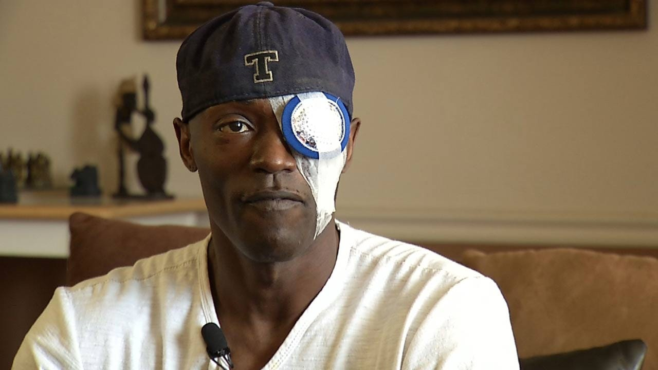'It Was a Bloody Mess': Tulsa Man May Lose Some Vision After Violent Assault