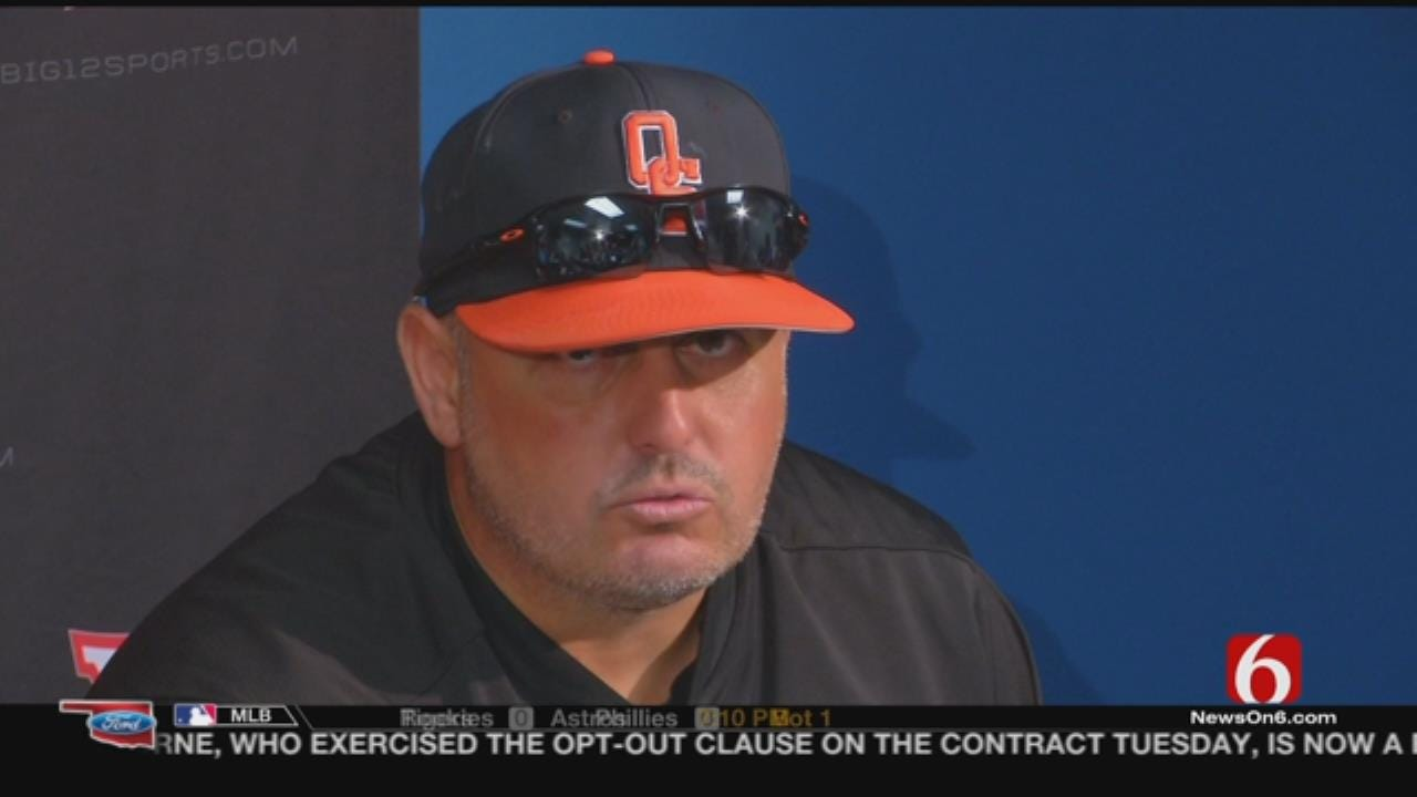 Battenfield Leads Oklahoma State Past Top-Seeded Texas Tech
