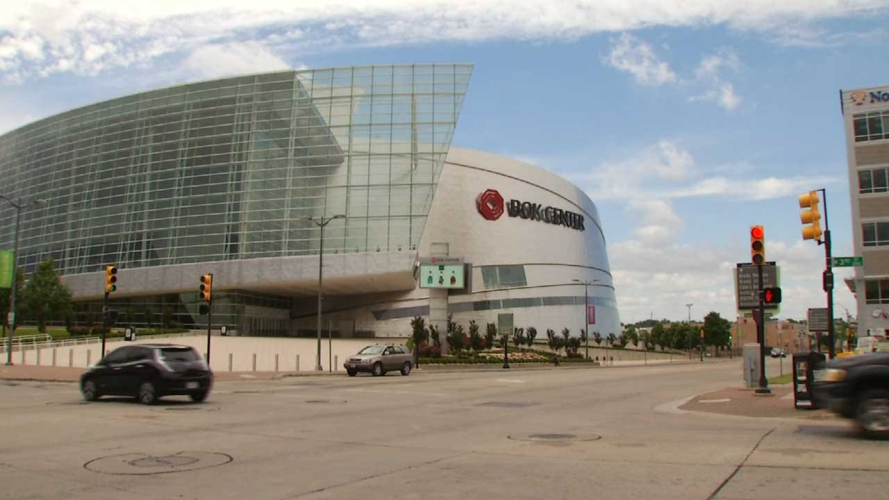 BOK Center, Managed By Same Group As Manchester Arena, Prepared For Next Concert