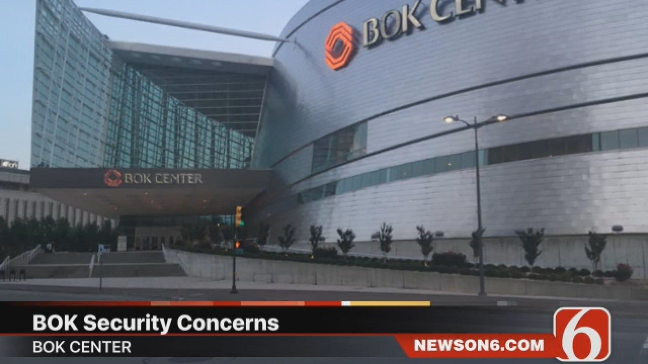 Joseph Holloway: Same Firm Manages Tulsa's BOK Center And Manchester Arena