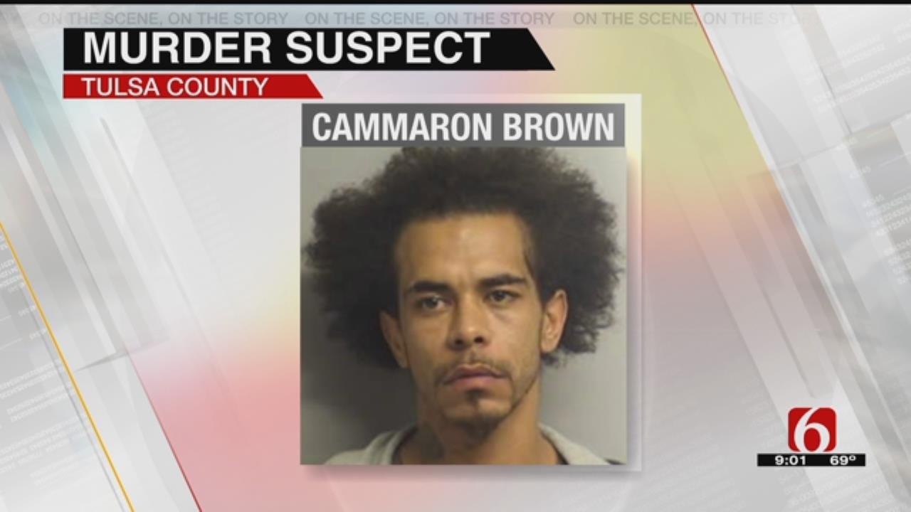 Tulsa Man Sought For First-Degree Murder