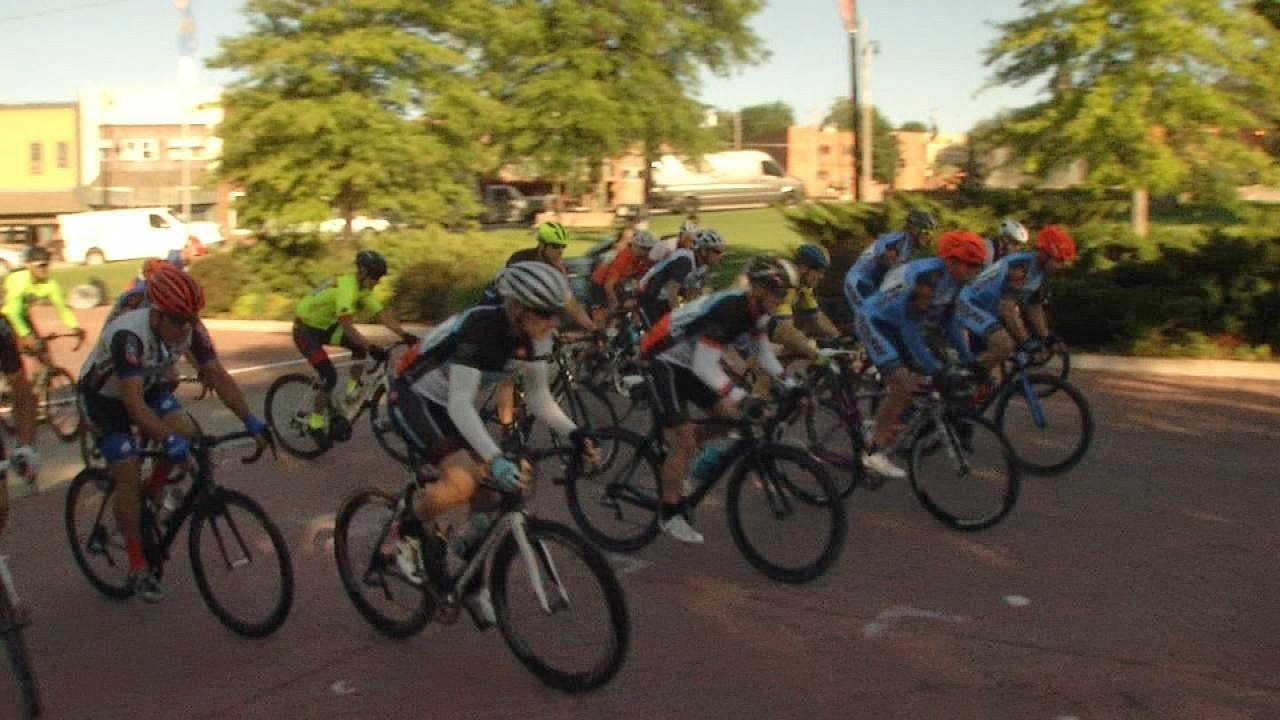 Local Cyclists Ride For A Good Cause In Sand Springs