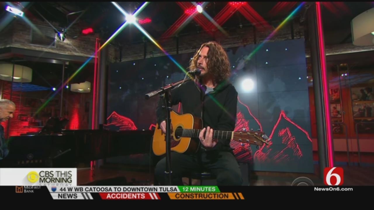 Rocker Chris Cornell Dead At Age 52