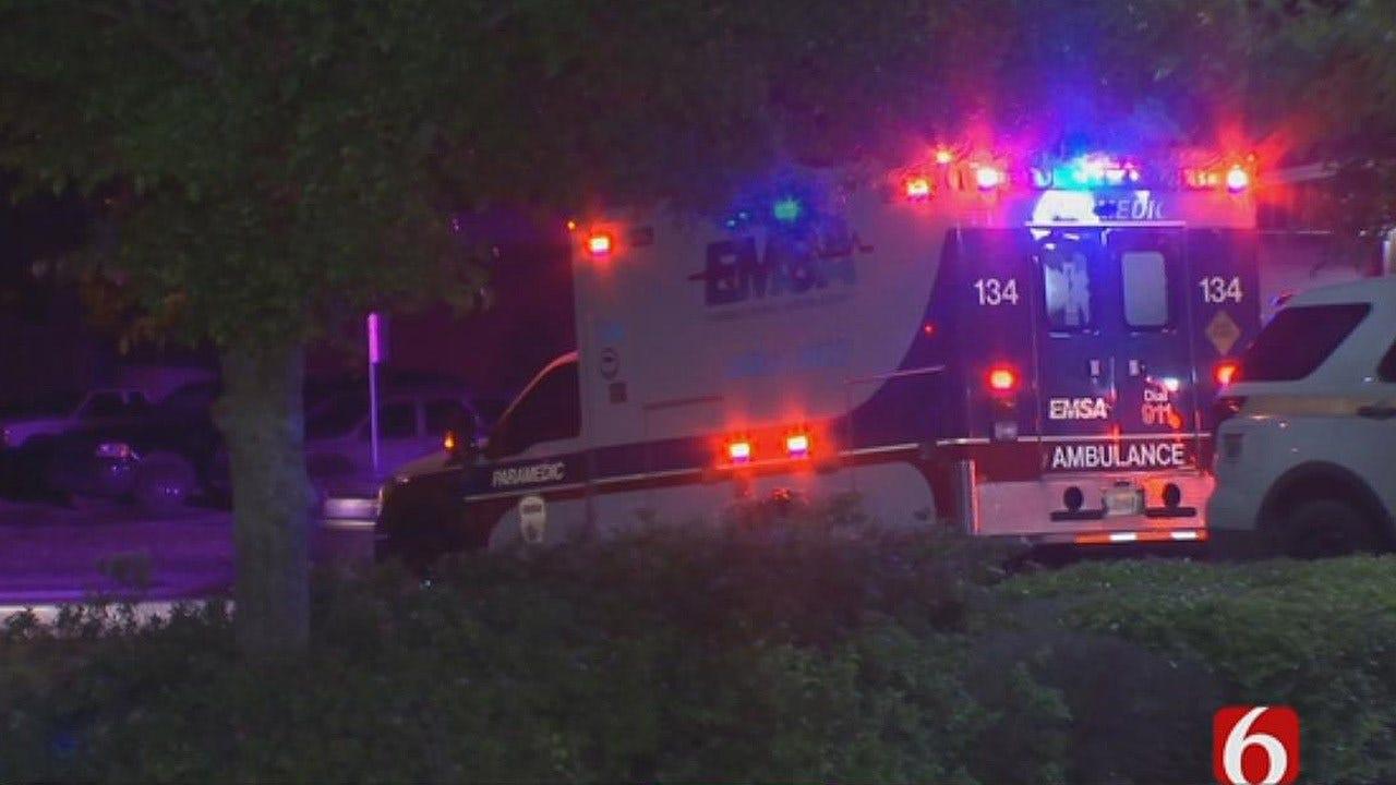 Joseph Holloway: Tulsa Woman Stabbed In Park