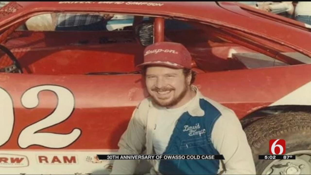 Family Of Owasso Murder Victim Fighting For Answers 30 Years Later