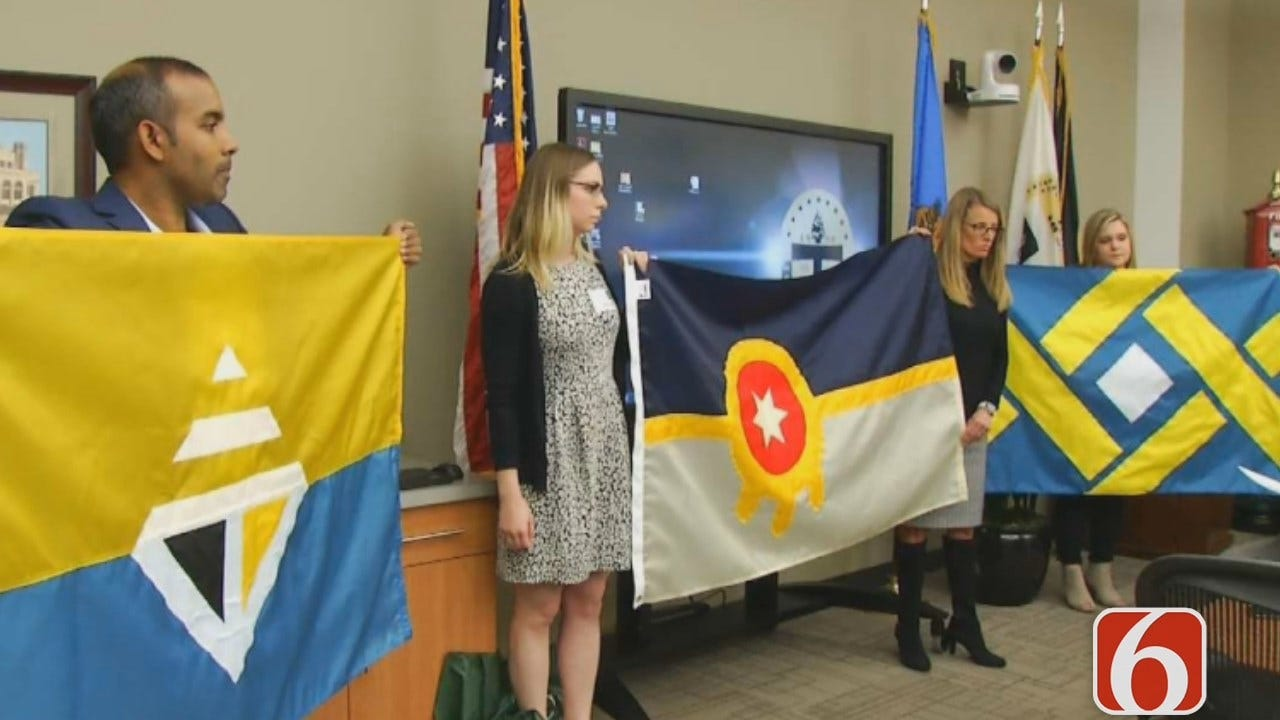 Dave Davis: Tulsa City Council Split On Flag Discussion