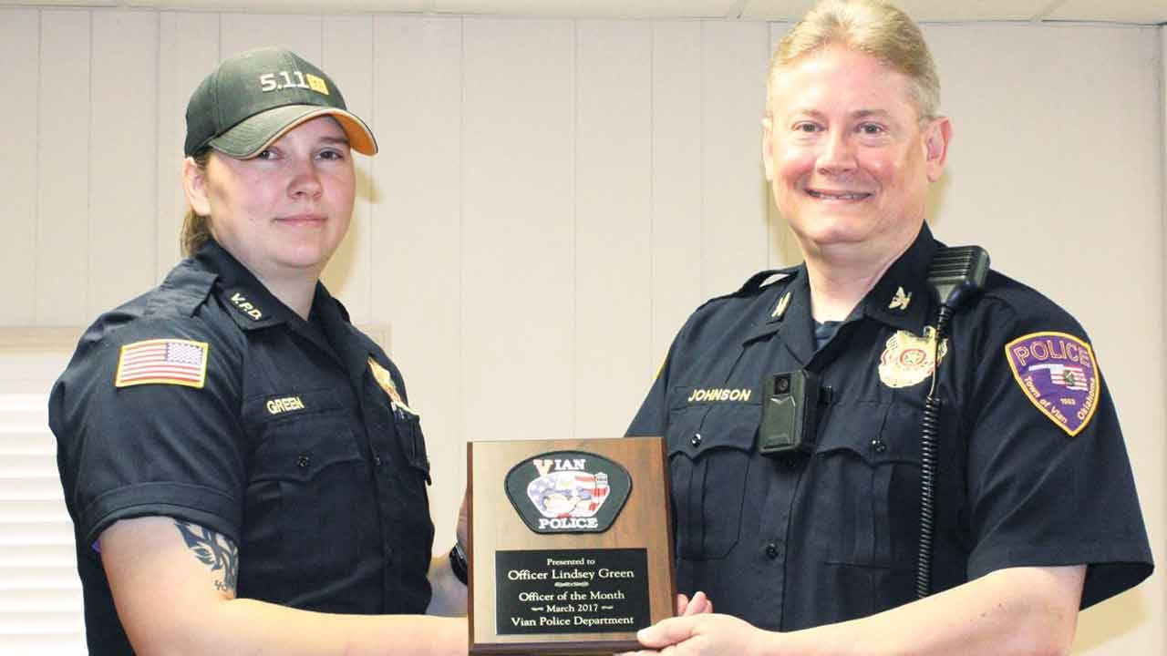 Vian Police Chief Steps Down Over Arrest Of City Councilor's Son