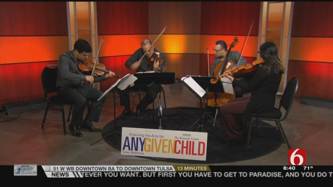 Dali Quartet Featured On 6 In The Morning