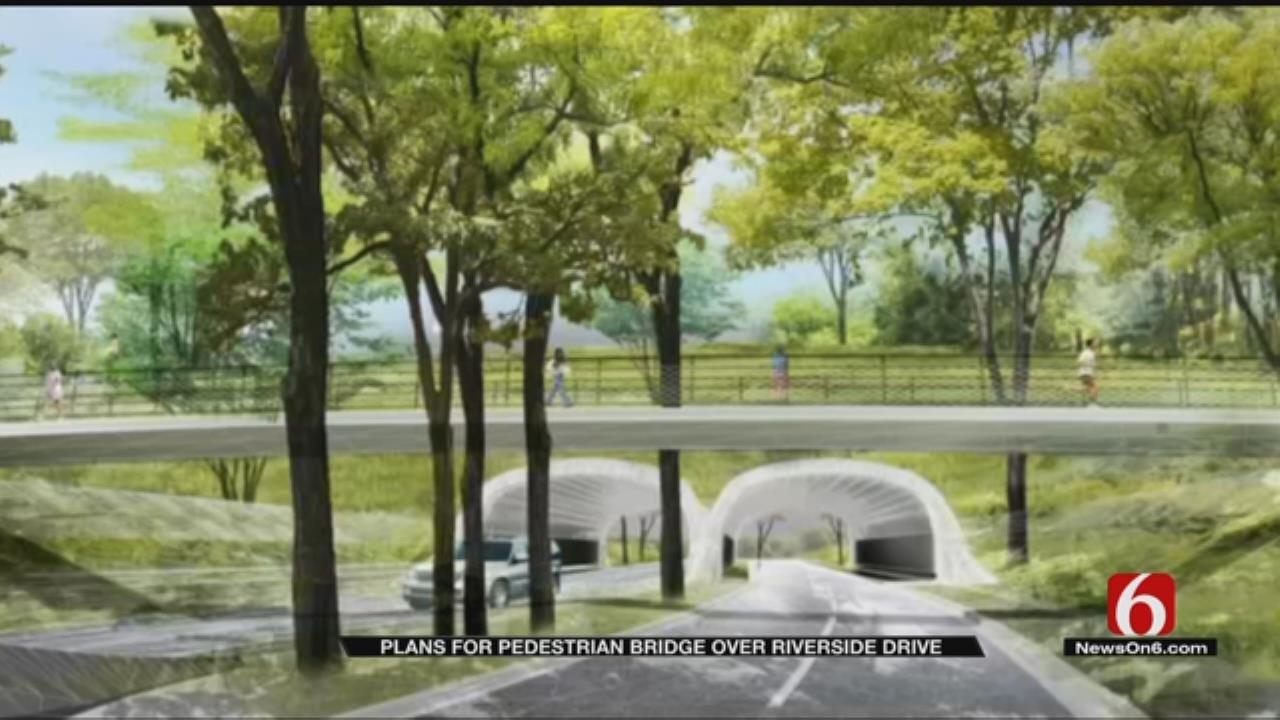 Construction Begins Soon On New Tulsa Pedestrian Bridge