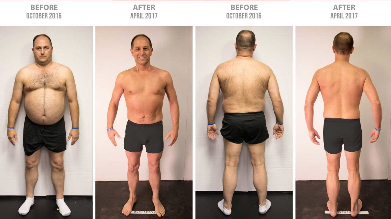 Tulsa First Responders Meet 25-Week Fitness Challenge