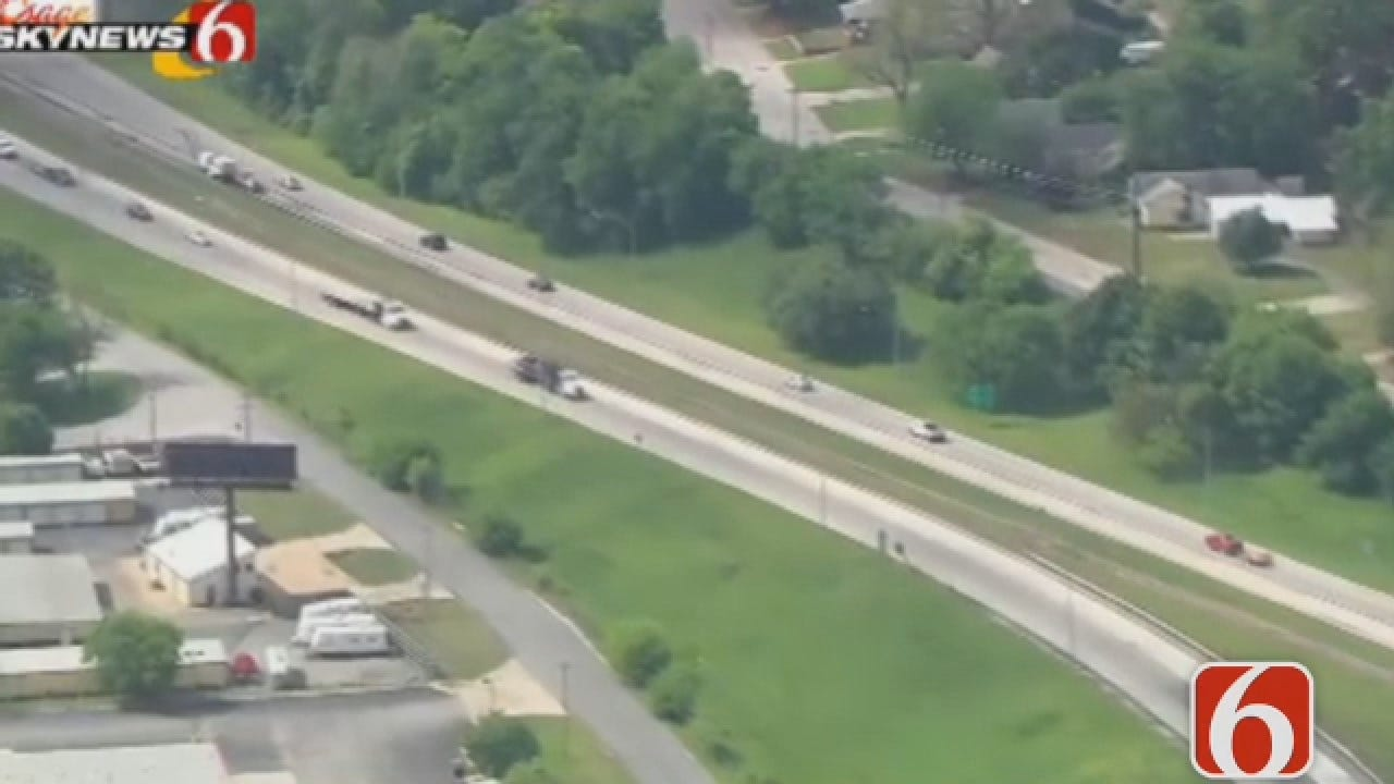 Dave Davis Reports On New Lane Shifts On Highway 75 Resurfacing Project