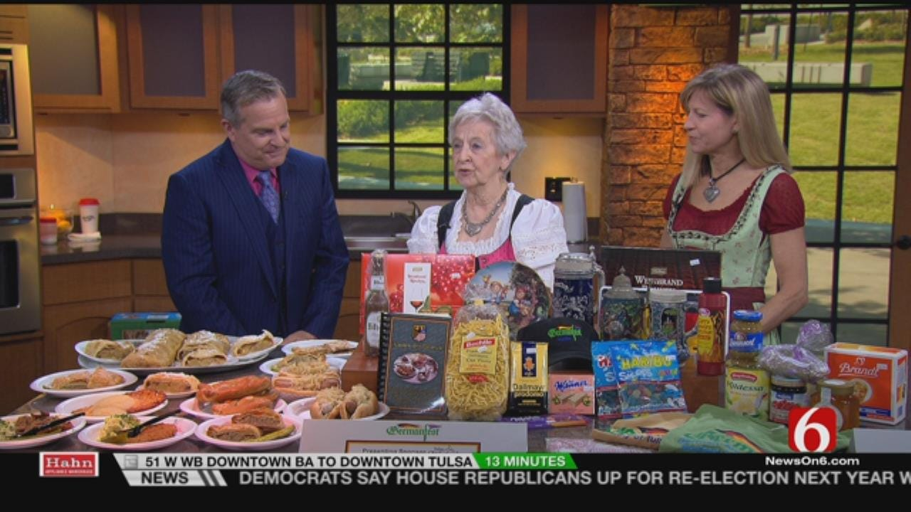 Preview On Tulsa's Germanfest This Weekend On 6 In The Morning
