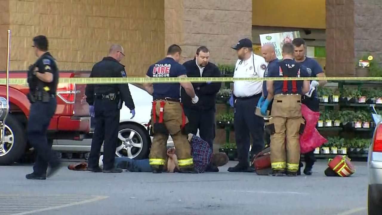 Dave Davis: Update On Arrest At Tulsa Walmart