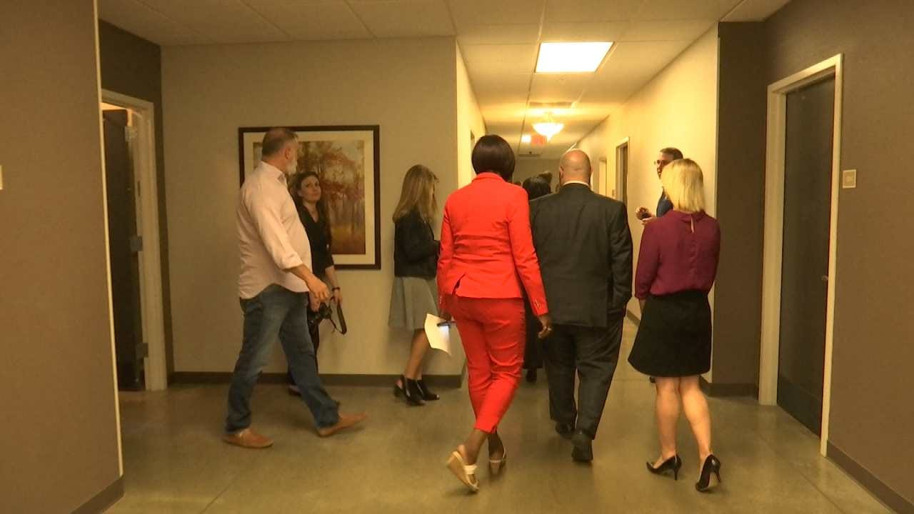 City Council Takes Tour To Learn About Homelessness In Tulsa