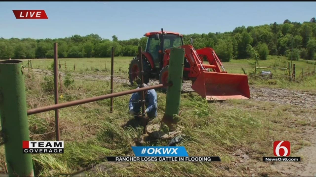 Flooding Impacts Haskell County Ranches