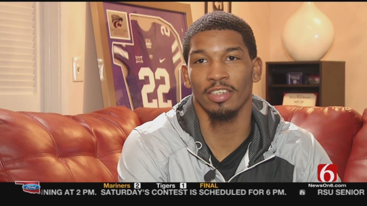 Former BTW, K-State Standout Dante Barnett Prepares For NFL Draft