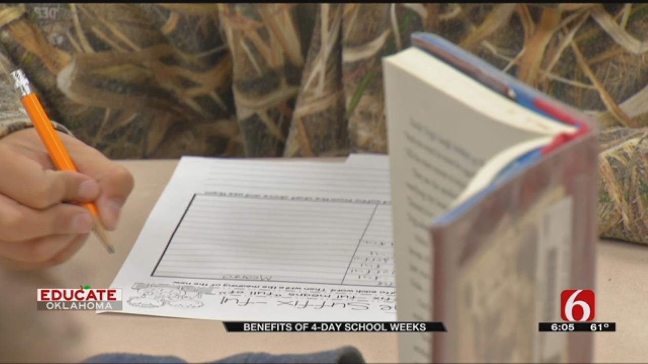 Locust Grove Schools Uses Four-Day Week To Recruit Teachers