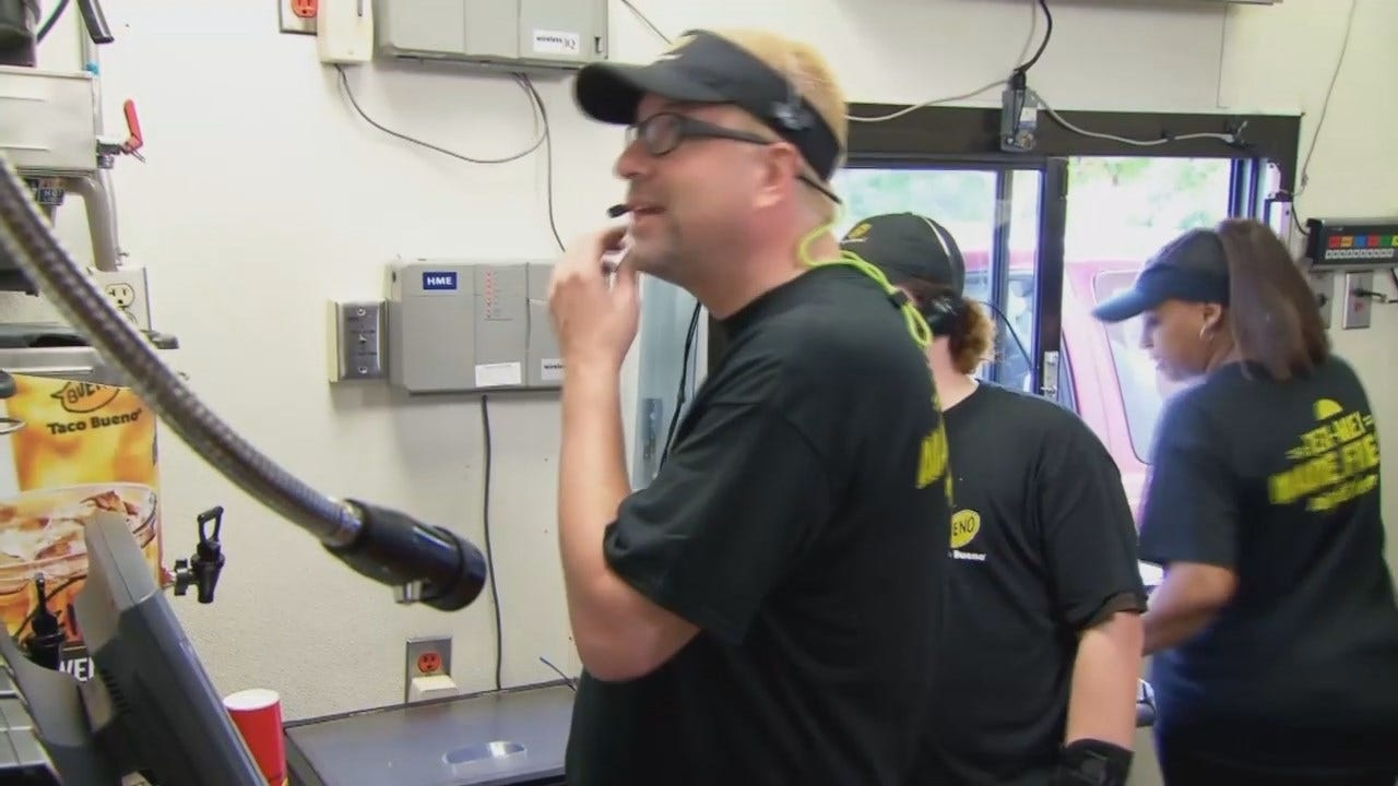 CBS: Undercover Boss In Green Country