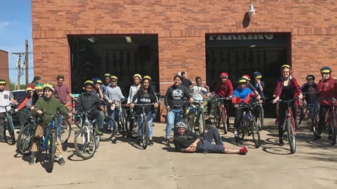 6 In The Morning's Meagan Farley Talks About Tulsa Hub's Fundraiser