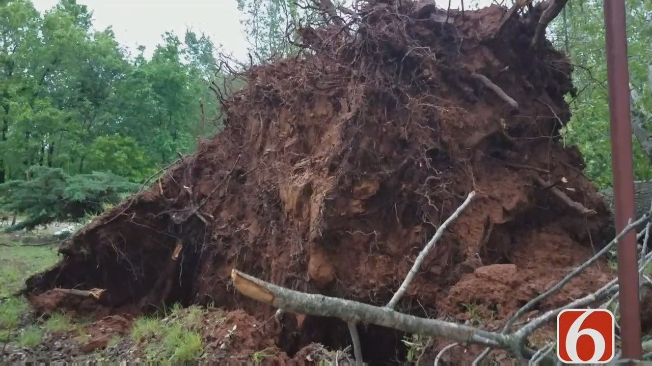 Dave Davis Updates Adair Storm Damage