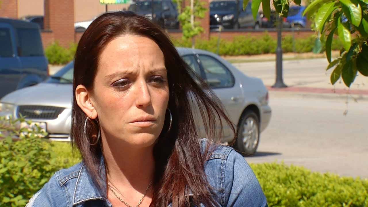 OK Woman, Subject Of Recent Amber Alert, Speaks Out