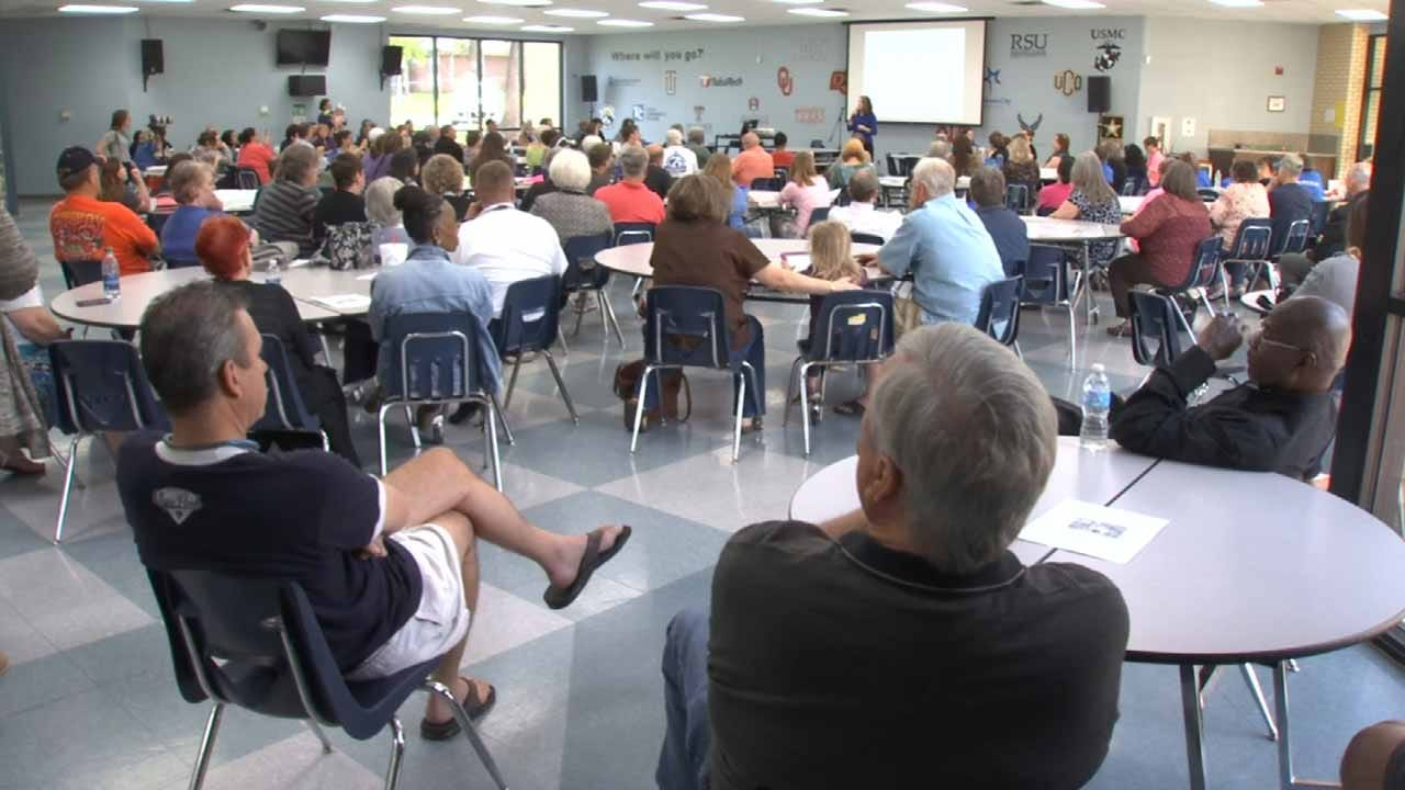 TPS Holds Final Meeting For Feedback On Plans To Consolidate Schools
