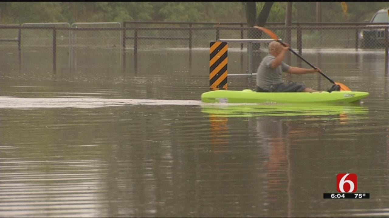 Bixby City Council Addresses City's Drainage Issues