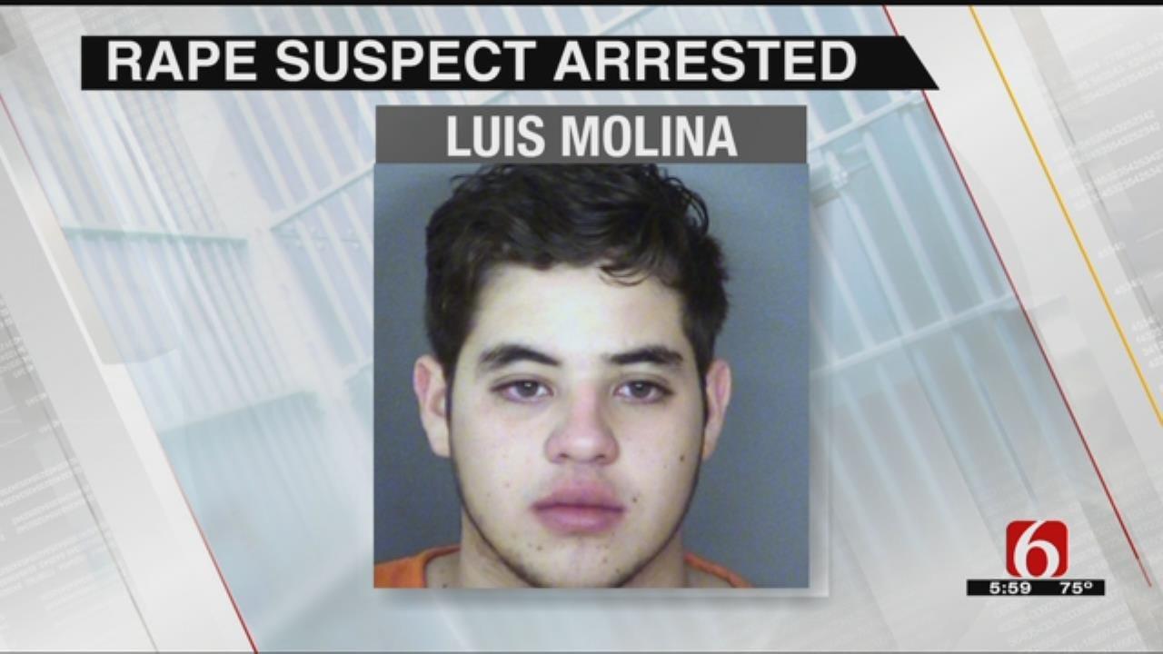 TU Rape Suspect To Be Extradited To Oklahoma