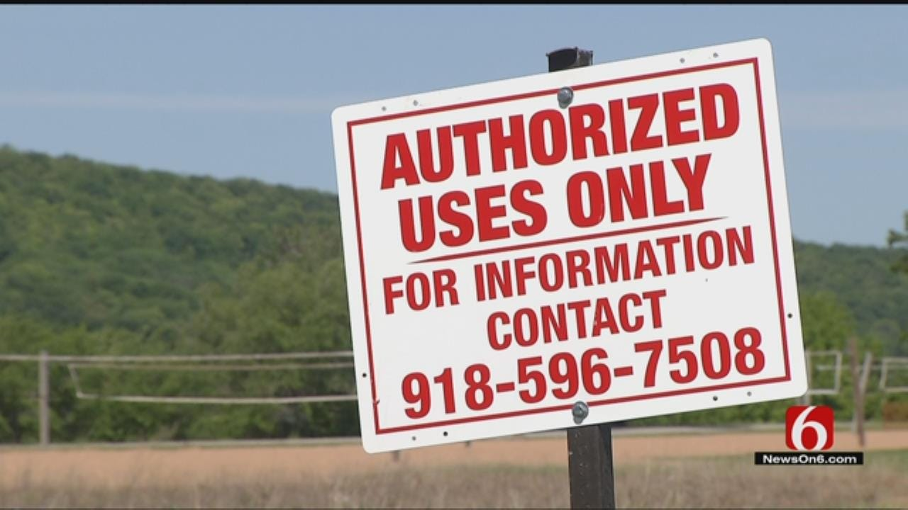 New Signs Around Helmerich Park Create Confusion, Rekindle Dispute