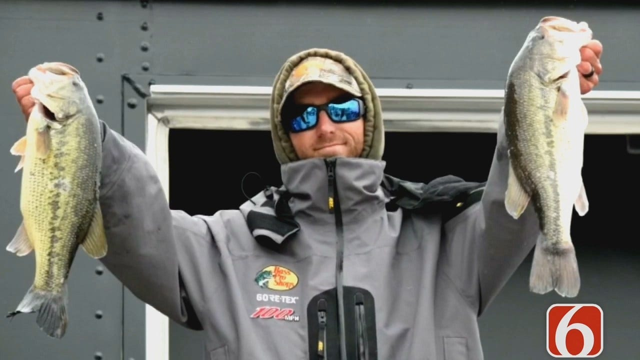 Sand Springs Man Finishes Third In FLW Tournament On Grand Lake