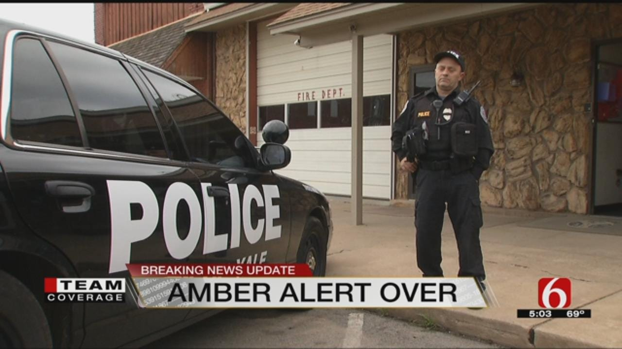 Yale Assistant Police Chief : When It Comes To Amber Alerts, It Takes Team Effort