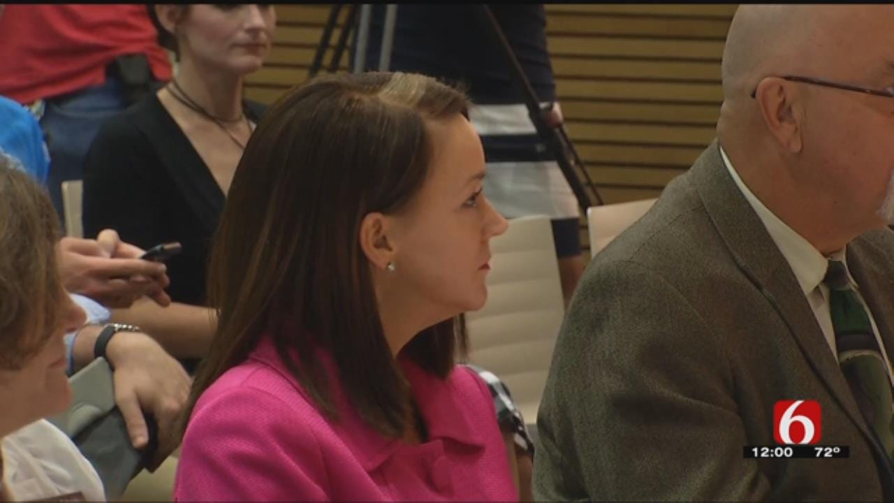 TPS Board Holds Joint Meeting With Tulsa City Council