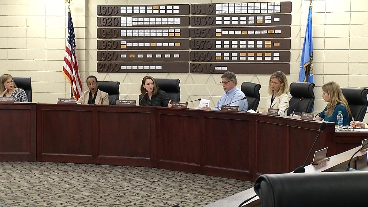 Dave Davis: Tulsa Leaders, Educators Meet To Discuss Education Challenges