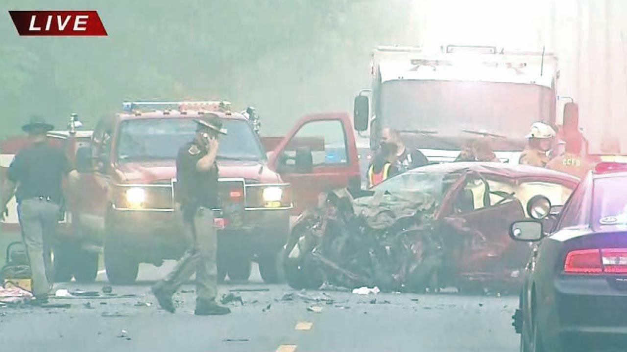 Dave Davis: Two Hurt In Head-On Crash On 86th Street North