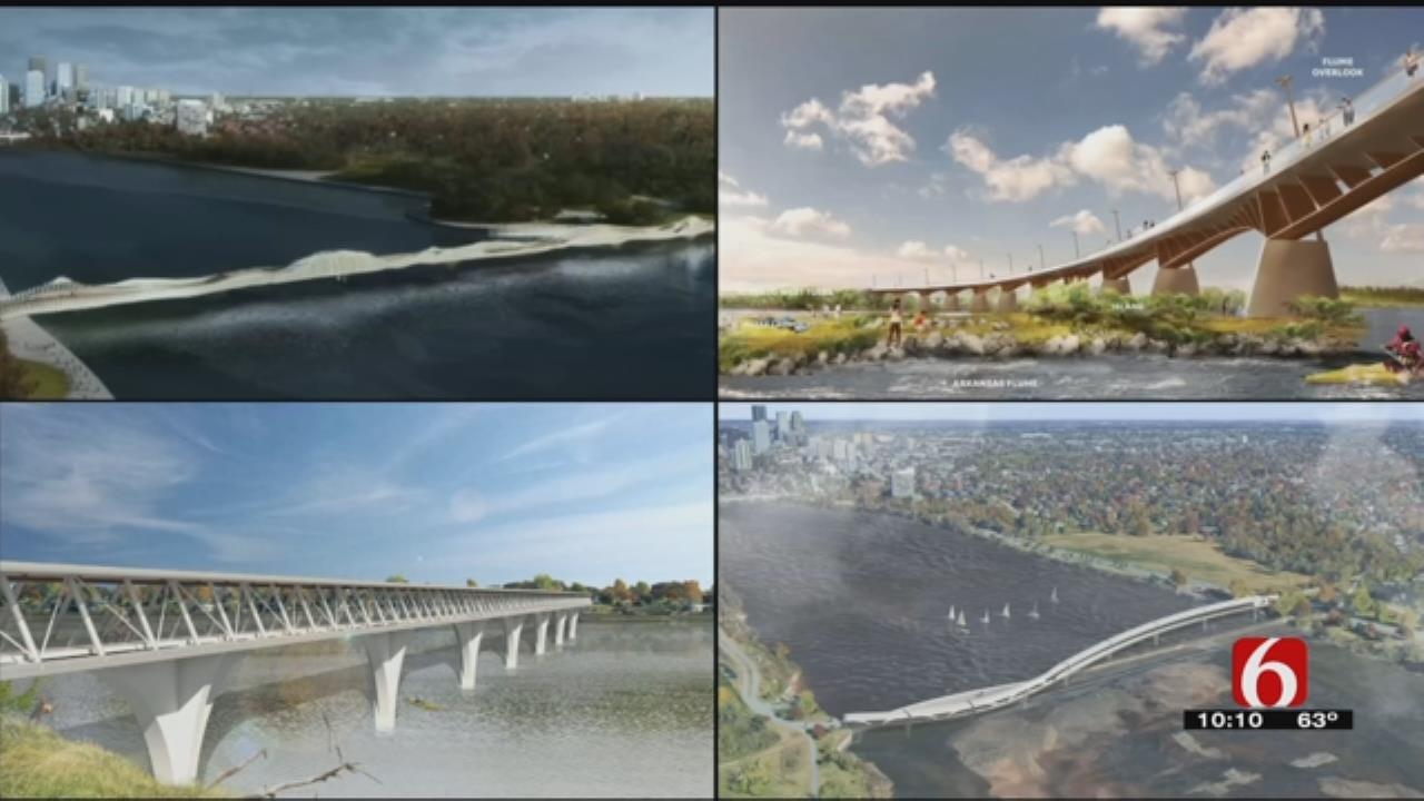 Public Input Wanted On Final Four Arkansas River Bridge Designs