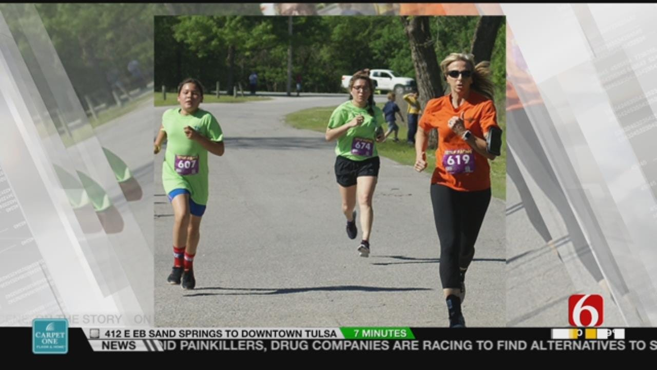 Tulsa 5K Run Raises Funds For Deaf And Hard Of Hearing