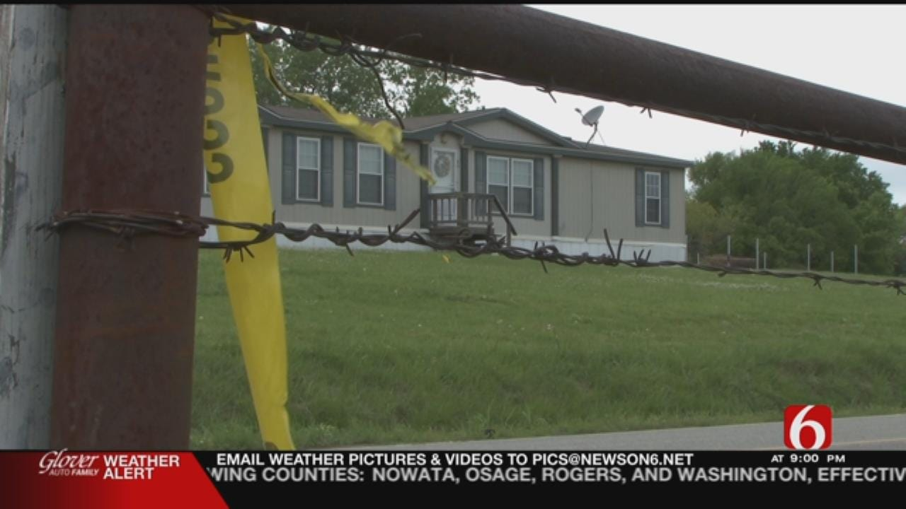 Man With Compound Bow And Arrow Shot By Rogers County Deputies
