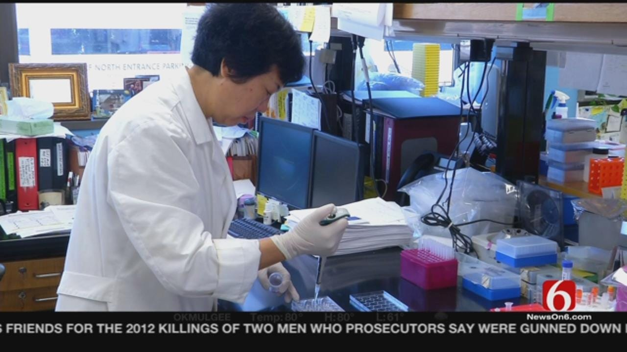 Medical Minute: Oklahoma Bio-Technology Medical Research
