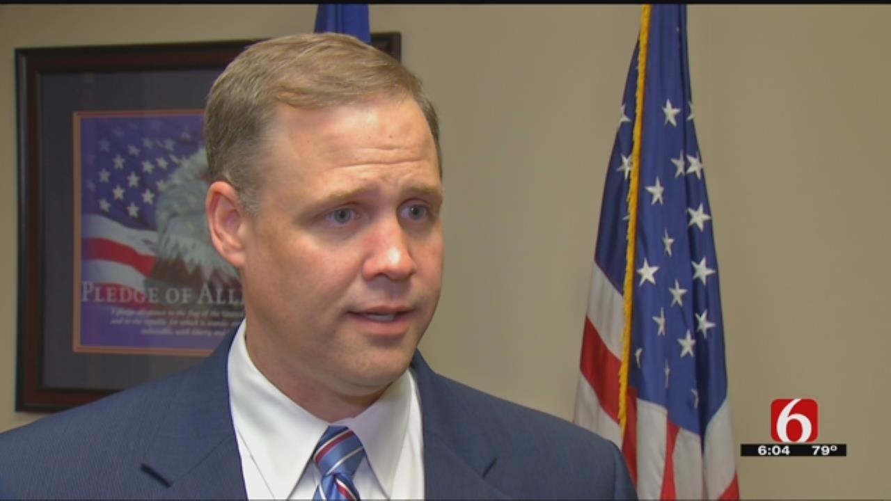 Oklahoma Representative Says He's Still In Running To Lead NASA