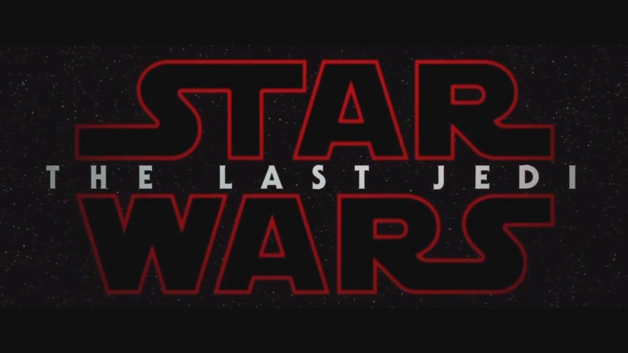 Star Wars: 'The Last Jedi' Trailer