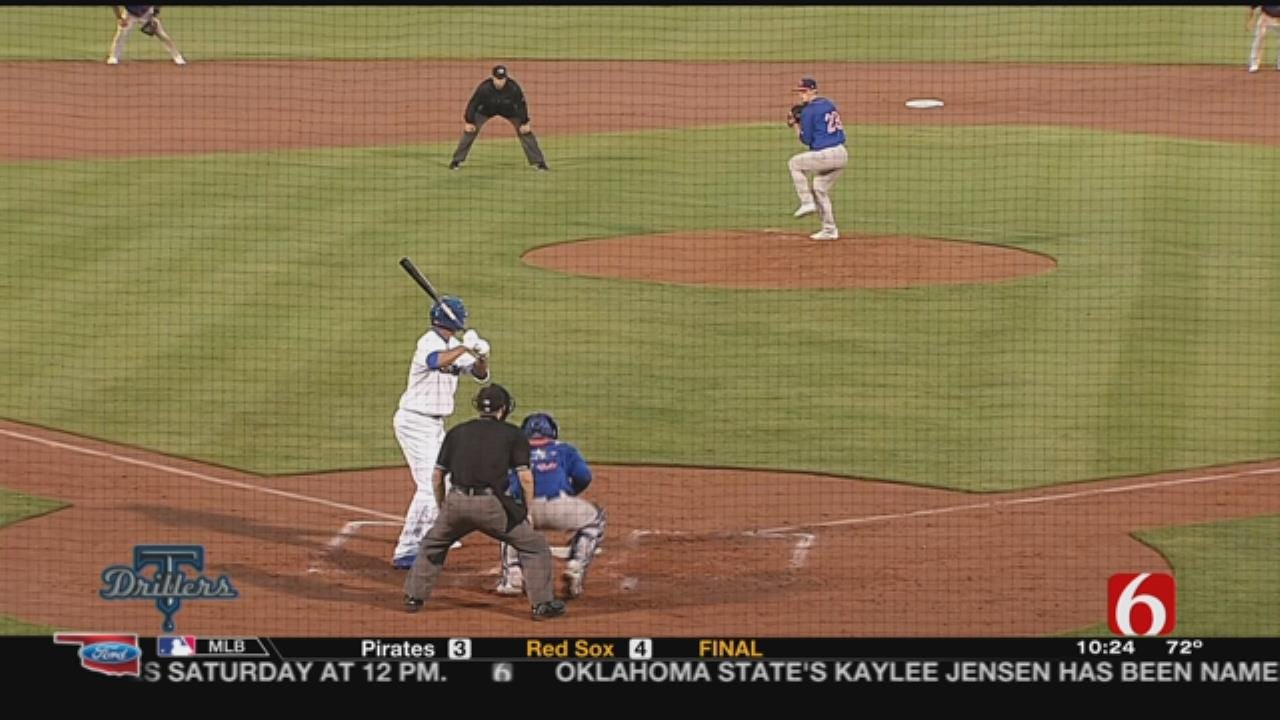 Drillers Drop Home Opener To Midland