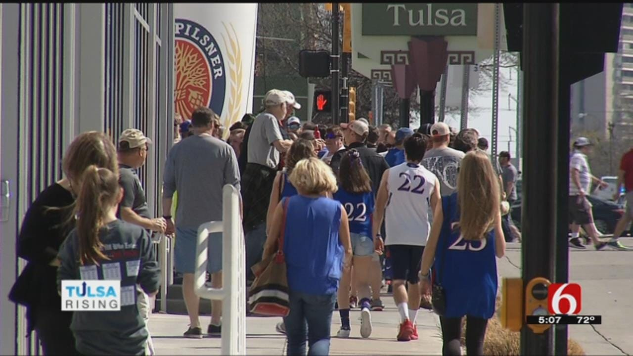 Tulsa Voted Top City For Millennials; Representatives To Speak In NYC