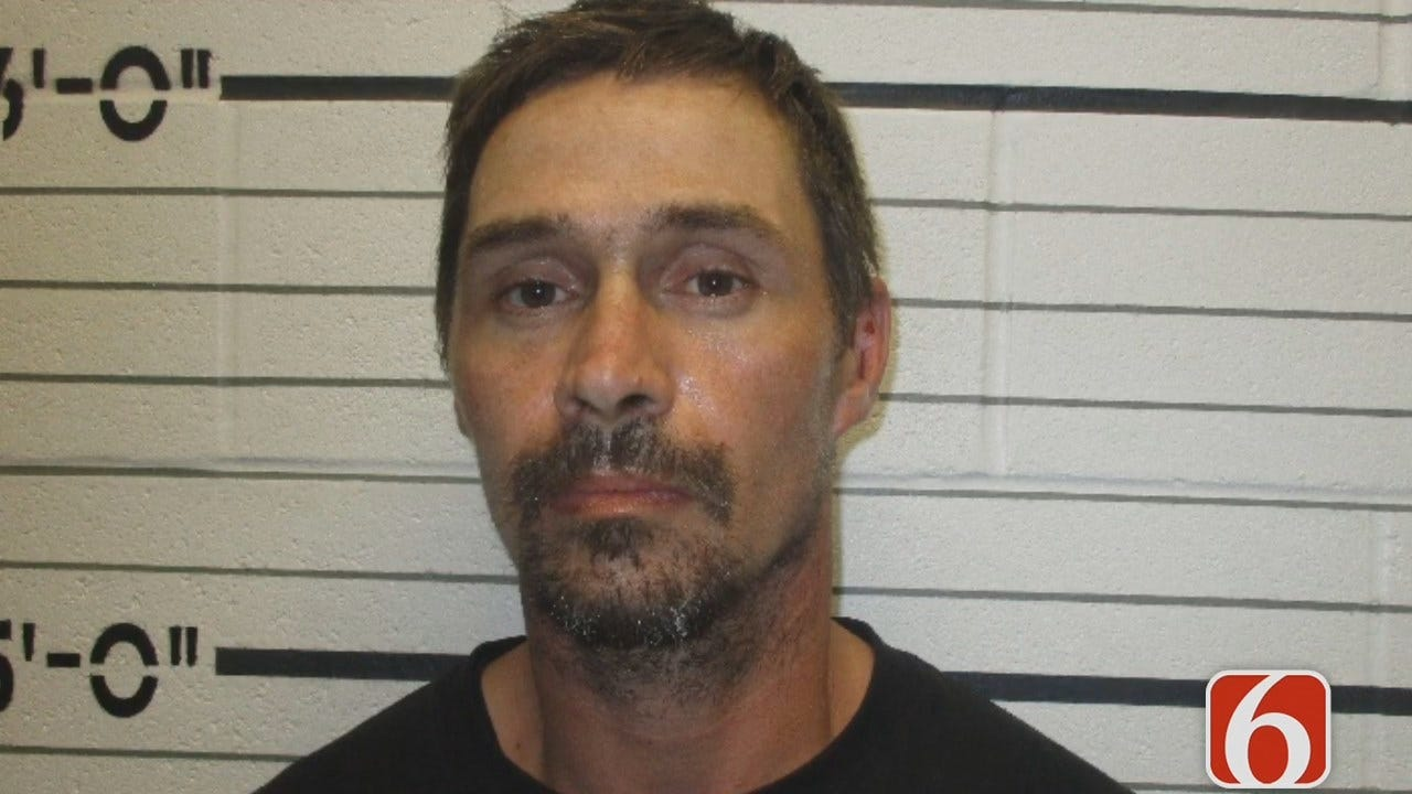 Lori Fullbright: Mannford Police Arrest Man Accused Of Having Sex With 12-Year-Old Girl