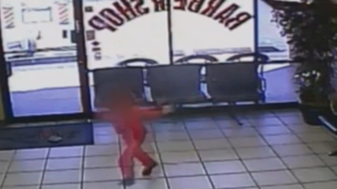 WEB EXTRA: Police Release Surveillance Video Of Arizona Shooting