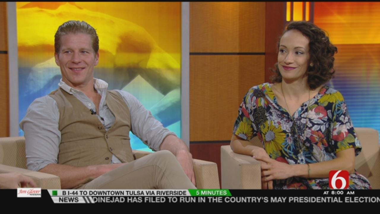 Two Performers From 'Dirty Dancing' Visit 6 In The Morning