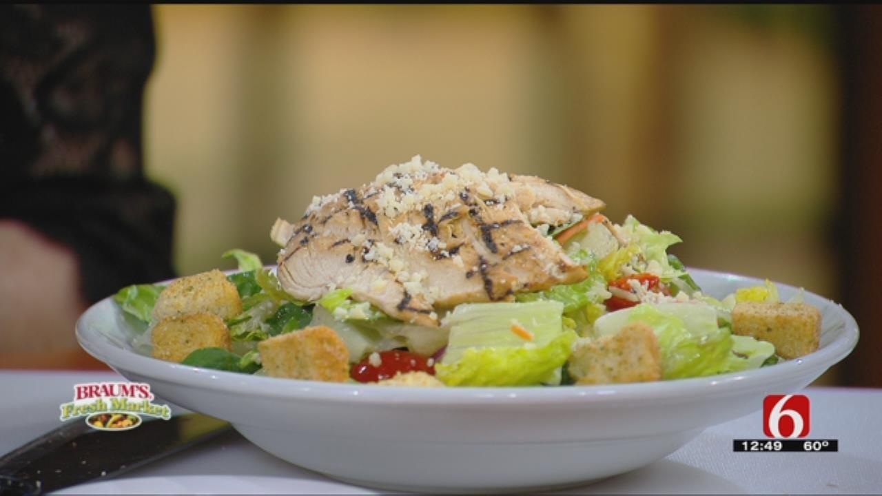 Atomic Chicken Salad