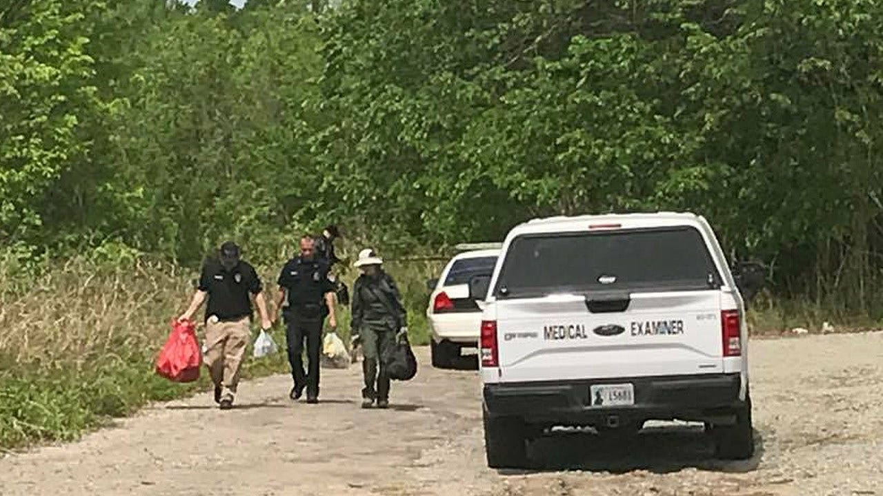 Taylor Newcomb: Human Remains Found In Eufaula