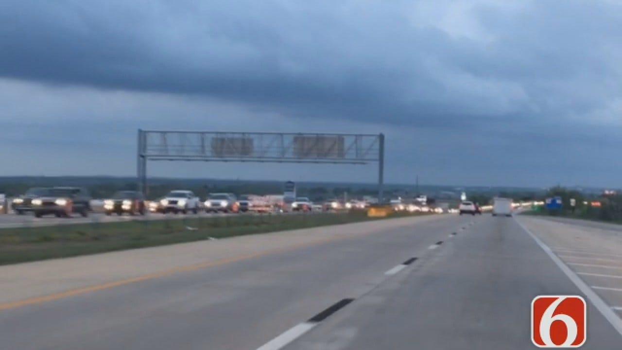 Joseph Holloway Reports On Highway 75 Construction