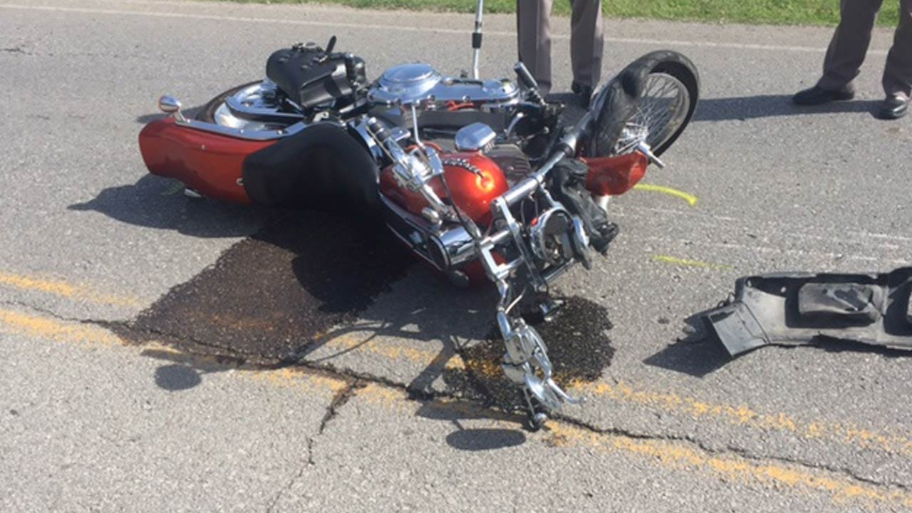 Motorcyclist Dies In Crash Near West 51st Street